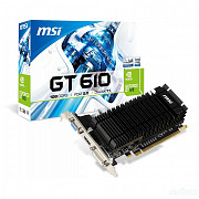 NEW Видеокарта MSI GeForce GT 610 Алчевск ЛНР