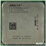 NEW CPU AM3+ AMD FX-4330, 4*4.0 GHz, 95W, OEM Алчевск/ЛНР