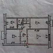 Продам 3-комнатную квартиру, 70м², 3/3 эт. Волноваха