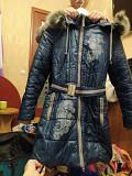 Куртка зимняя на девочку 12-14 лет Донецк ДНР