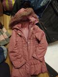 Куртка зимняя на девочку 7-10 лет Донецк ДНР