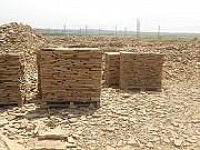 Камень песчаник природный Красный Луч