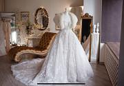 Продам королевское свадебное платье Донецк ДНР