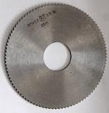 Фреза отрезная 100х2, 5х27, Р6М5, тип 2, мелкий зуб Макеевка ДНР