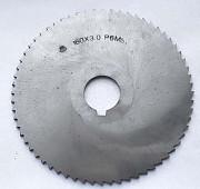 Фреза отрезная 160х3, 0х32, Р6М5, тип 2, средний зуб (Z64) Макеевка ДНР