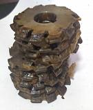 Фреза дисковая зуборезная модульная М2.75; Р18, угол 20°, к-т 8 шт., 70х22 мм, ГОСТ 10996-64. Донецк ДНР